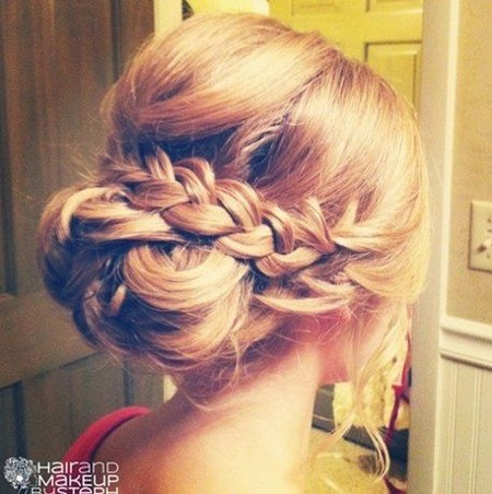 Tumblr updo hairstyles for prom