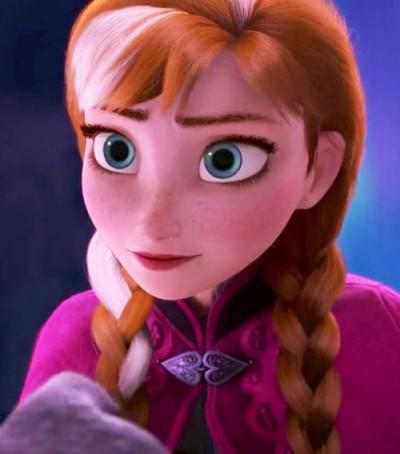 Прически как у Анны из мультика Холодное сердце фото и видео уроки