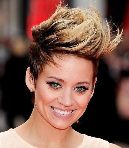 Окрашивание Омбре на коротких волосах и до плеч 80 фото + видео инструкция по покраске