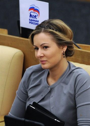 Причёски Марии Кожевниковой фото