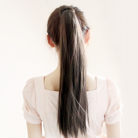 Прически-Хвосты Для Очень-Очень Длинных Волос Фото Галерея