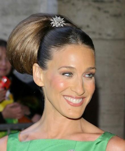 Прически на длинные волосы Сары Джессики Паркер фото и видео варианты