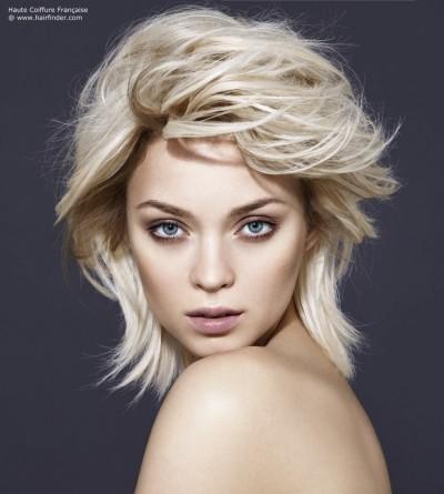 Красивые и Креативные Прически для Средних волос фото обзоры