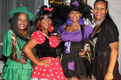 Наряды и костюмы на Хэллоуин фото подборка