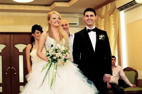 Королевское Свадебное Платье Дарьи Пынзарь фото отчет