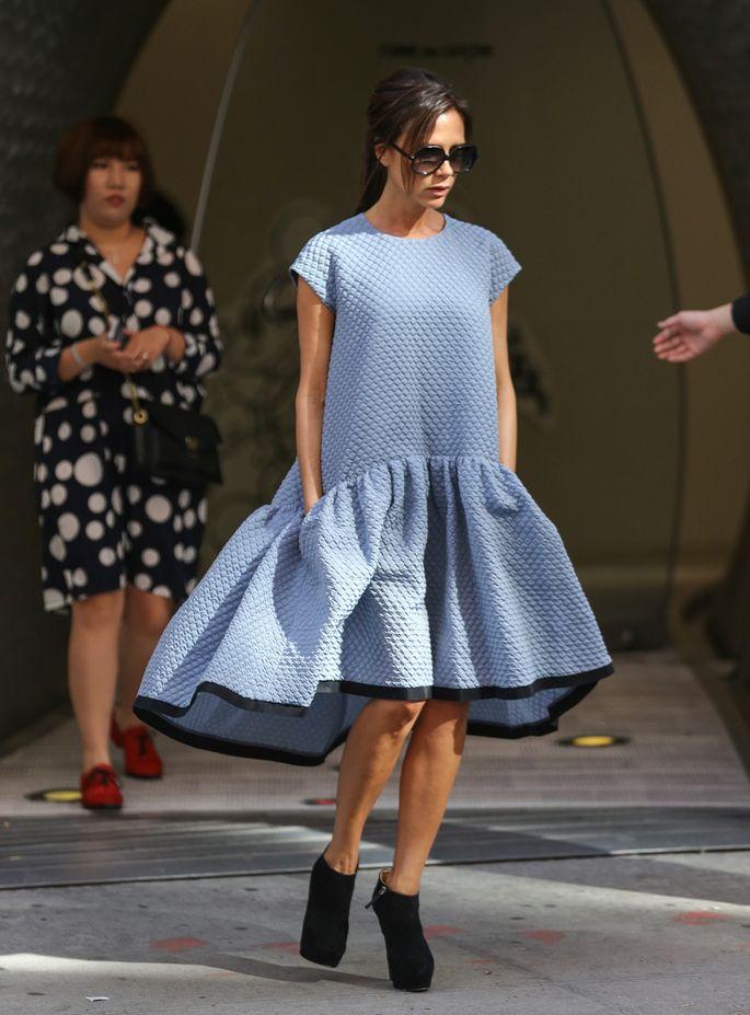Копируем Модный Стиль и Платья от Виктории Бекхэм фото