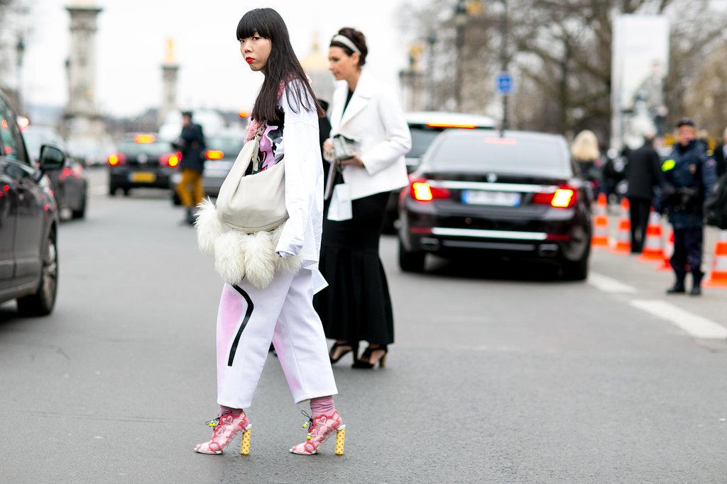 96 вариантов Уличного стиля — новые тренды