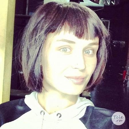 Короткие Стрижки Полины Гагариной Много Интересных Фото