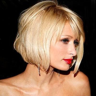 Разные Стрижки волос от Пэрис Хилтон фото
