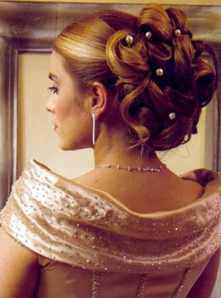Длинные прически для невест, которым за 40 лет фото обзоры