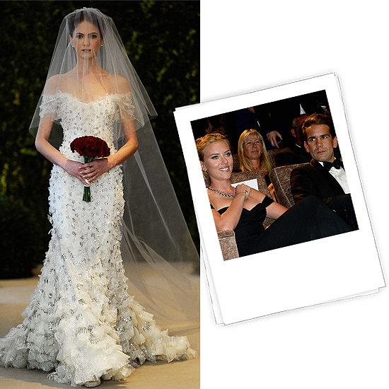 Самые, Самые Красивые Свадебные Платья Звезд Голливуда фото