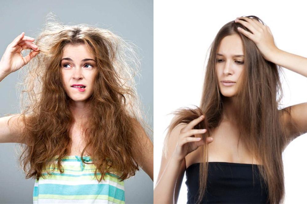 ломкие волосы лечение в домашних