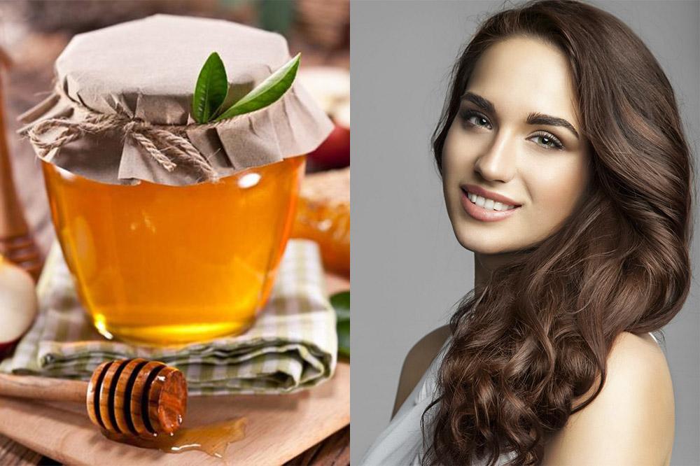 Маска для волос с медом в домашних условиях