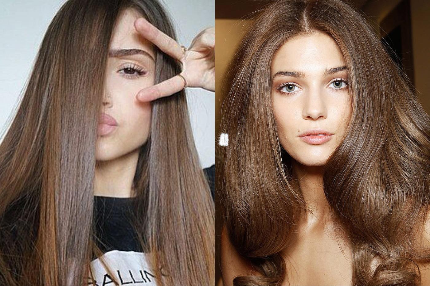 Темно русый цвет волос оттенки и методы окрашивания Фото