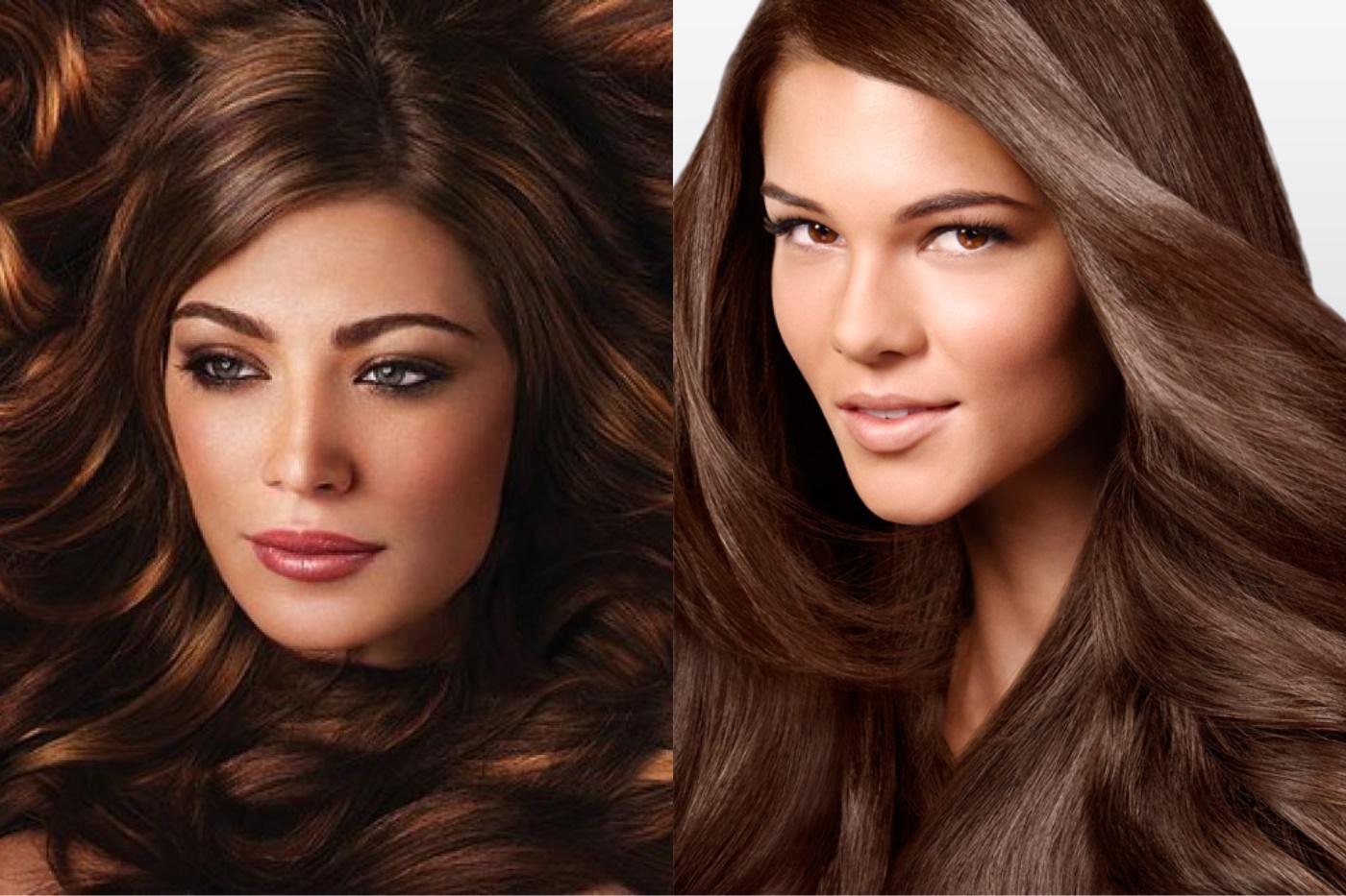 Картинки с видами цветов волос