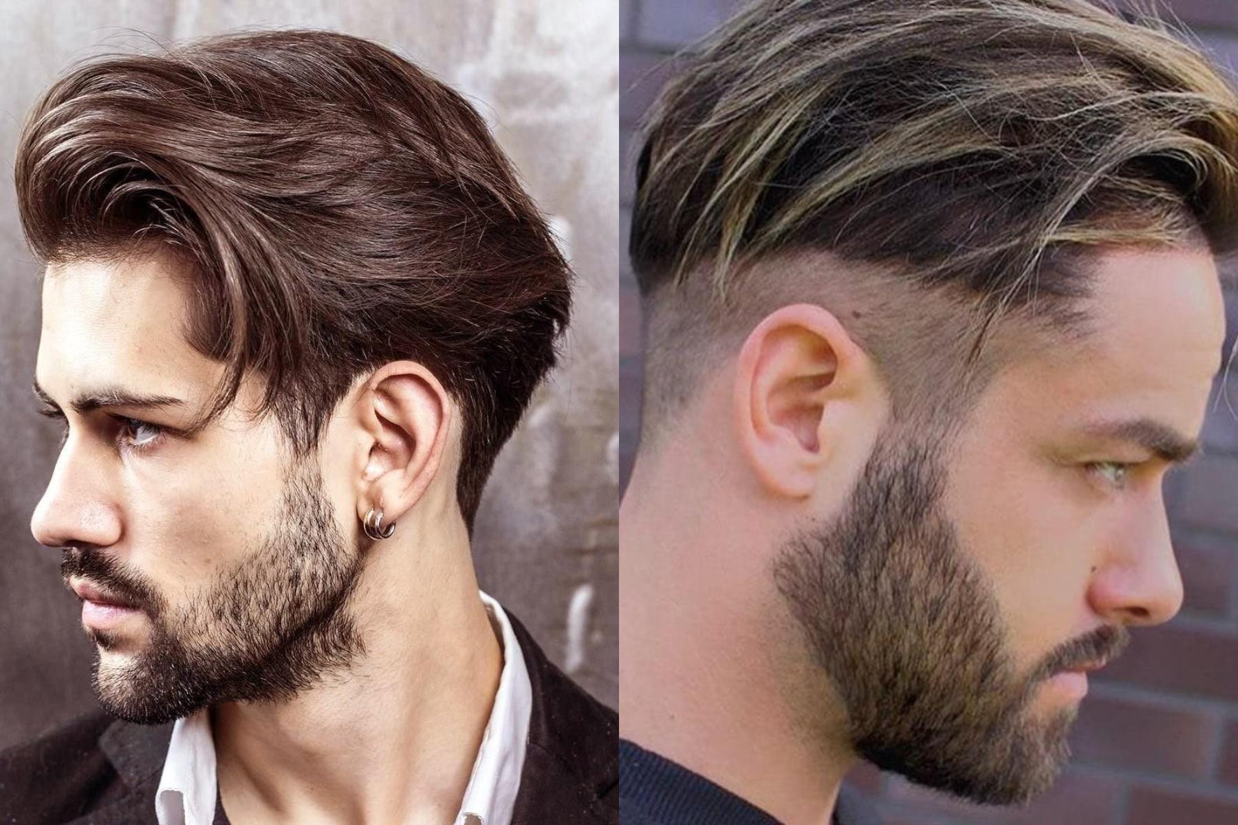 Модные мужские стрижки на средние волосы в 2020 году, фото новинки и тенденции