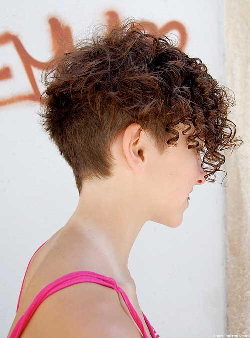 Как Сделать Красивые Кудри на Коротких волосах в домашних условиях фото и видео инструкции