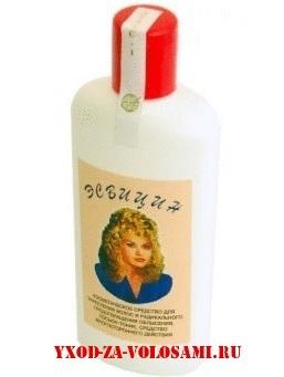Эсвицин лосьон - средство против выпадения волос